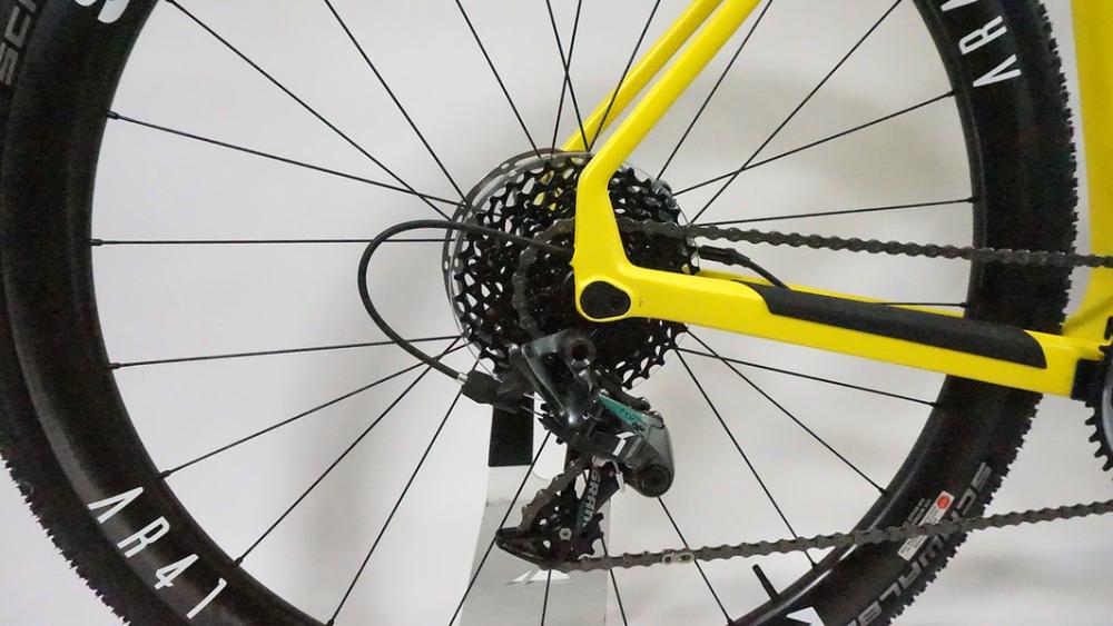 Sale - (Used) Cyclocross Bike Canyon Inflite CF SL 8 0 Race
