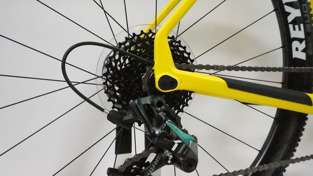 Sale - Cyclocross Bike Canyon Inflite CF SL 8 0 Race L