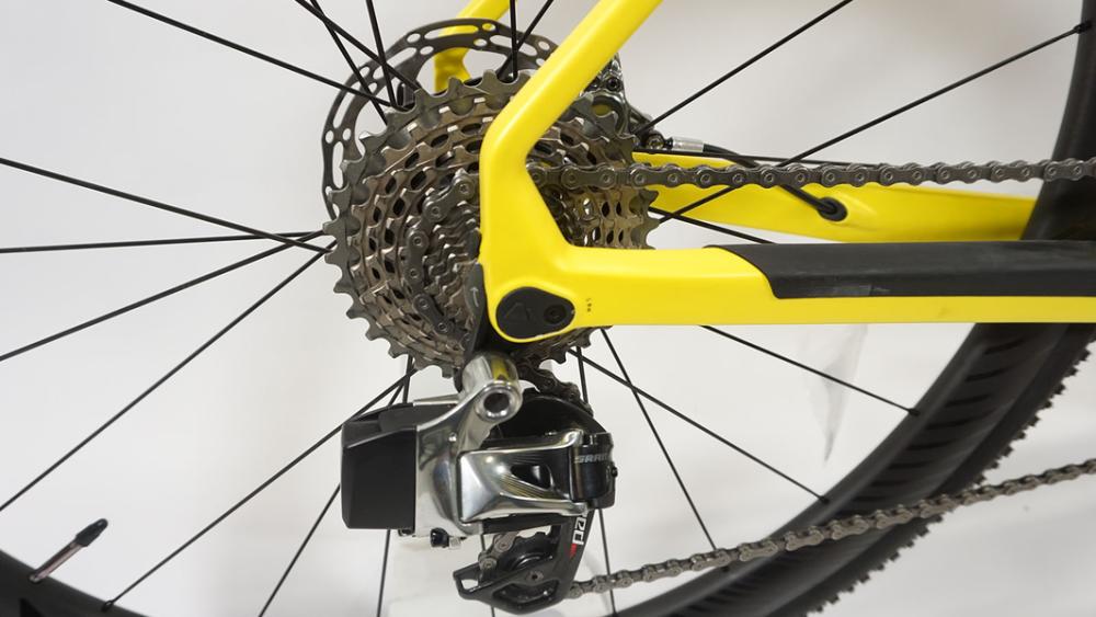 Sale - (Used) Cyclocross Bike Canyon Inflite CF SLX 9 0 Race