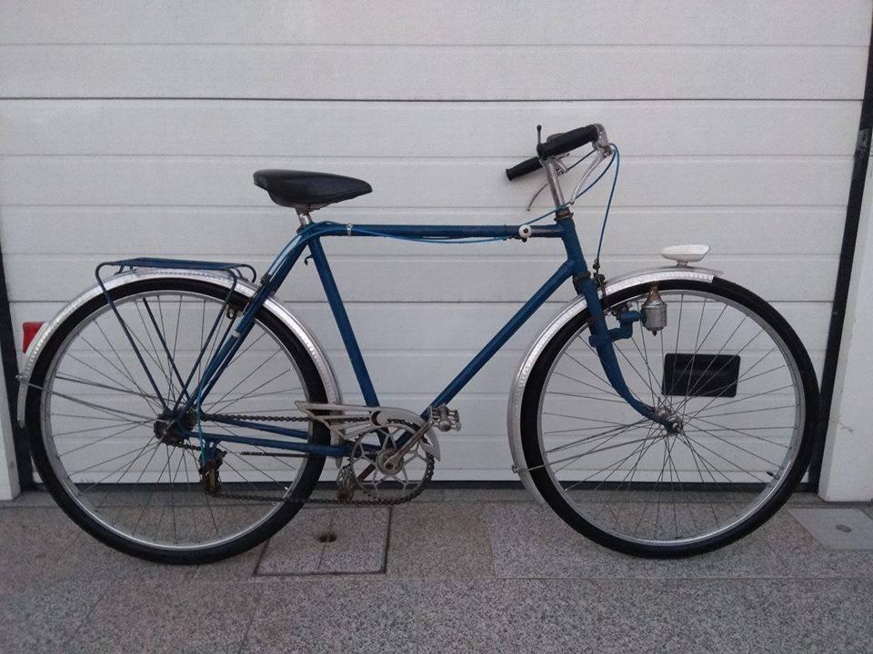 2aa3508eb Venda - Bicicleta Urbana Antiga 26
