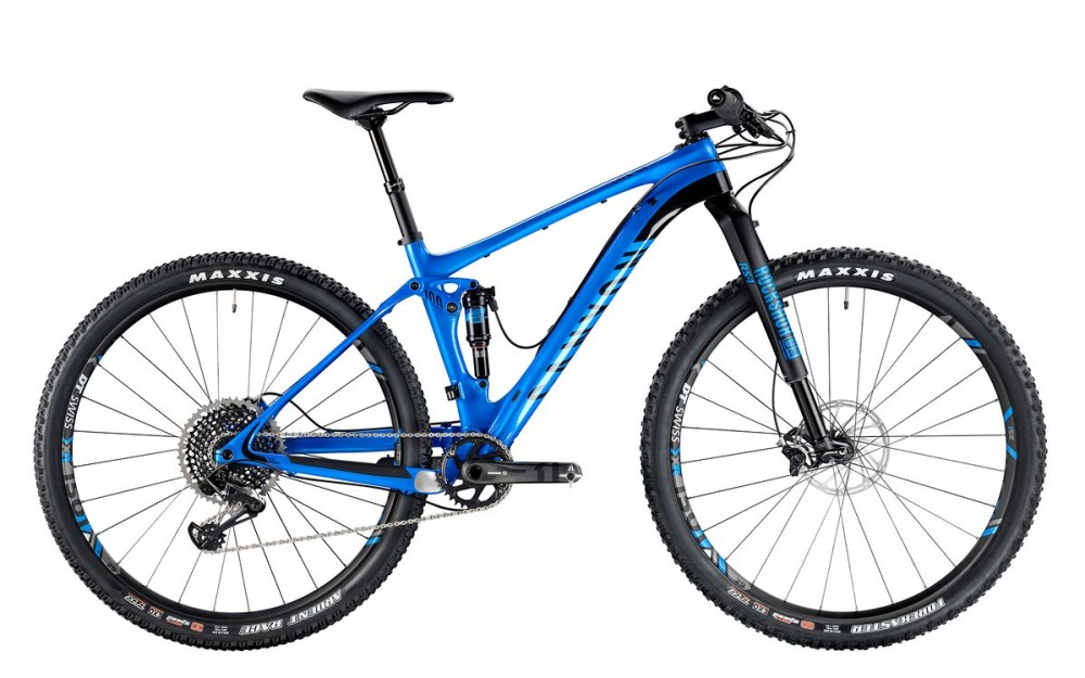 Vente - (Used) MTB Bike Canyon Lux CF 9 0 Pro Race 2018 29er
