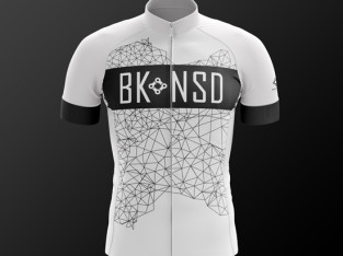 Jersey Novo BIKE INSIDE Cycling Wear BKNSD style cce23f68c