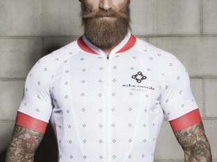 Jersey Novo BIKE INSIDE Cycling Wear Jersey Dandy e6549d9a4