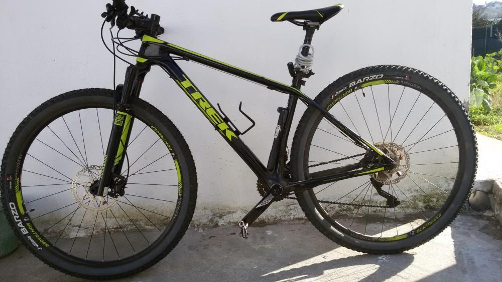 0945e1cf494 Venta - Bicicleta Usada BTT Trek Superfly 9.6 29er M   BikeMarket.pt