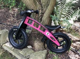 Nova Edição Fat Balance Bike da FirstBIKE 01b9c7371