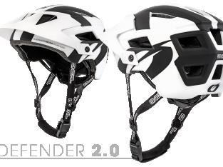 aba878074add1 O Neal lança o novo capacete Defender 2.0