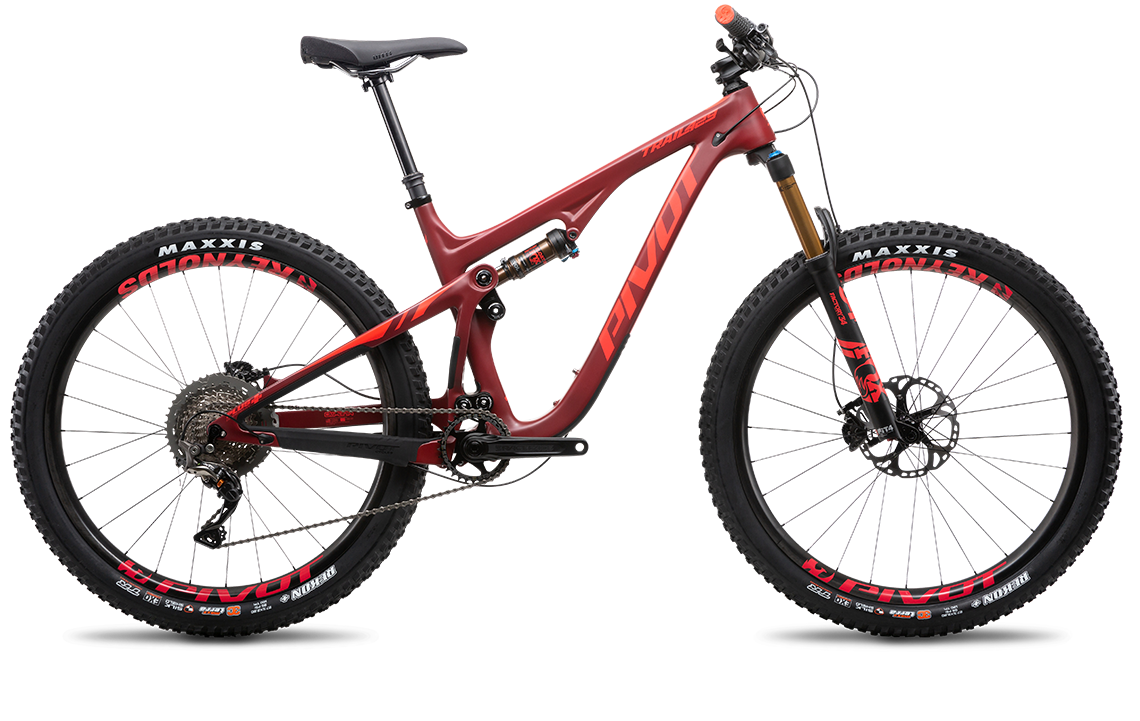 Conheçam a nova Trail 429 da Pivot Cycles  1b28917c3